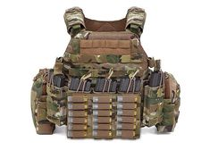 UK Tactical Warrior Triple Vertical Shell Pouch very nice! I would like to try this and see how that centre row were like to pull out?