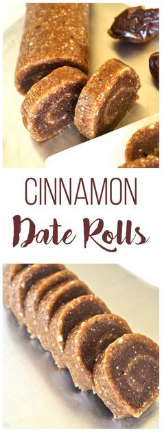 Cinnamon Date Rolls - Little Bits of. Need a sweet cinnamony treat? These Cinnamon Date Rolls have protein and no refined sugars! Just a few ingredients make the the perfect clean treat! Healthy Desserts, Raw Food Recipes, Dessert Recipes, Healthy Recipes, Date Recipes Snacks, Date Recipes Vegan, Date Sugar Recipes, Radish Recipes, Protein Recipes