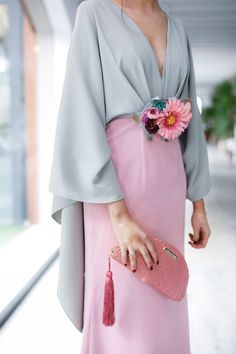Fashion 101, Fashion Outfits, Womens Fashion, Elegant Dresses, Nice Dresses, Mother Of Bride Outfits, Long Formal Gowns, Special Occasion Outfits, Contemporary Fashion