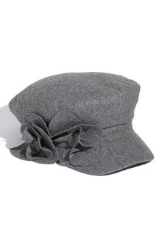 aeb5ff37b5b August Hat  Flower  Conductor Cap