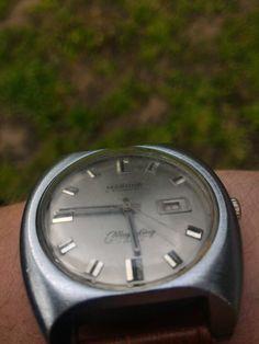 Mortima Mayerling vintage men's watch