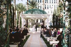 Las Vegas wedding photography Caesars Palace
