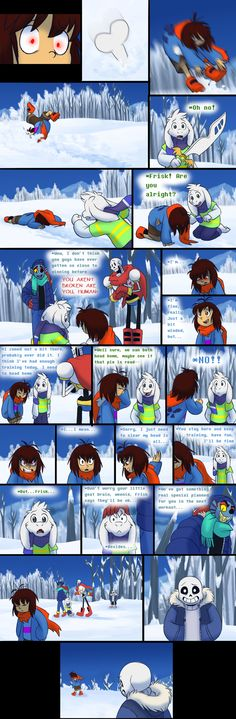 Endertale - Page 7 by TC-96 on DeviantArt