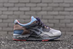 Asics Gel Lyte V Takes on a Mountain Sports Colorway - EU Kicks: Sneaker Magazine