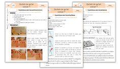 Expériences sciences Science, Document, Bullet Journal, Change, School, Volcanoes, Slide Show, Index Cards, Everything