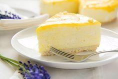 Zesty Sweet Treat: Lemony Lemon Curd Mousse Cake
