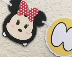 Inspirado en Disney Tsum Tsum Tsum Tsum pastel por queenofnovelty