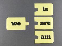 """Gry, zabawy i materiały do nauki odmiany czasownika """"to be"""" - """"być"""". Angielski przez zabawę!"""