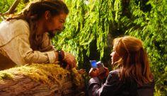 Ronon & Teyla #Stargate #SGA