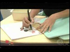 DINÁ ROCHA / TUDO ARTESANAL 2012 / PINTURA GESTUAL EM CADEIRA / 14-04-12