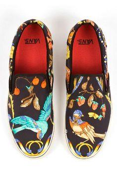 Vans sneakers by Hermes