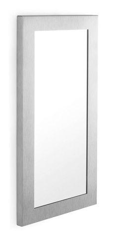 Nieuw ! Blomus Muro wandspiegel 70x35cm rvs - Bath & Living de officiële…