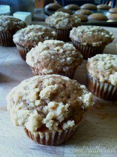 Muffin Monday ~ Dutch Applesauce Muffin