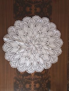 """Items similar to A Unique Gift, Totally Handmade Round Crochet Tablecloth """"Teardrop"""", White Lace, Vintage on Etsy Crochet Tablecloth Pattern, Free Crochet Doily Patterns, Crochet Diagram, Crochet Doilies, Christmas Runner, Christmas Holiday, Crochet Table Runner, Crochet Round, Round Tablecloth"""