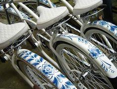 Delft on bikes