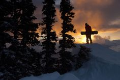 Andreas Wiig / Whistler / #sunrise Photo: @timpeare
