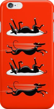 Phone cover by Richard Skipworth.
