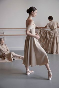 Ballet is a dance executed by the human soul