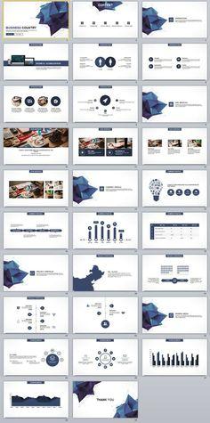 Flight of Fancy PowerPoint Template (PowerPoint Templates) Creative Powerpoint Templates, Business Powerpoint Templates, Powerpoint Presentation Templates, Powerpoint Free, Microsoft Powerpoint, Presentation Design Template, Presentation Layout, Business Presentation, Web Design