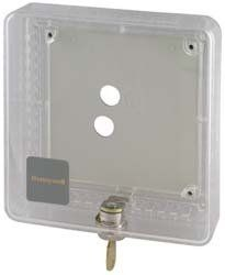 Honeywell TG510A1001 Small Thermostat Guard Cover by Honeywell. $26.80. From the Manufacturer                Small universal thermostat guard Clear cover, clear base opaque wallplate Fits T87 RS TX400                                    Product Description                THERMOSTAT GUARD ,SMALL