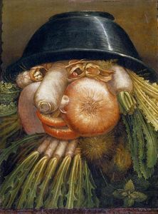 Portfolio Giuseppe Arcimboldo. The complete works. (170: Chalk, Frescoes, Glass, Gouache, Oil, Oil On Canvas, Oil On Panel, Painting, Pen, Pencil, Watercolour)