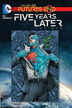 Futures End: Five Years Later Omnibus (Collected) Batwoman, Batgirl, Futures End, Dc Comics Collection, Buy Comics, 11. September, New 52, Batman And Superman, Detective Comics