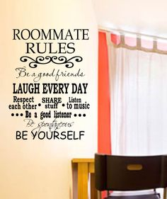 20 Rules From Sheldon Leonardu0027s U0027Roommate Agreementu0027 | RoomMateu0027s |  Pinterest | Roommate Agreement, Sheldon Leonard And Roommate Part 42