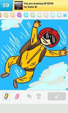 skydiving again!!!