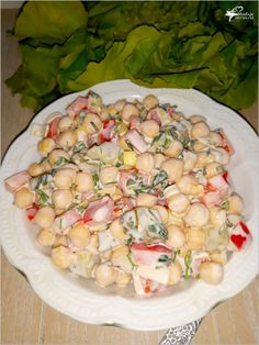 Party Snacks, Pasta Salad, Potato Salad, Tofu, Salads, Potatoes, Healthy Recipes, Meals, Chicken