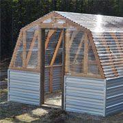 3 Brilliant DIY Greenhouses You Can Make this Weekend