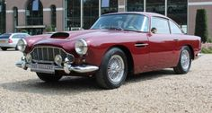 1961 Aston Martin DB4 - Original LHD, European car, Matching Numbers, 4 speed and Overdrive, restored condition | Classic Driver Market