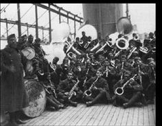 """Jim Europe's 369th Infantry """"Hellfighters"""" Band"""
