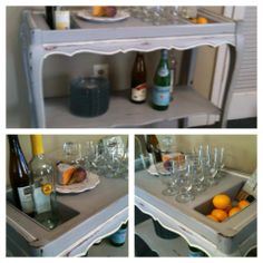 Vintage French Provencal Table