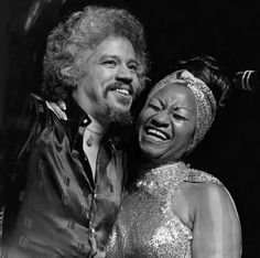 Johnny Pacheco y Celia Cruz