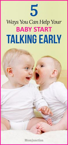 Did you know that babies who grow up in loquacious surroundings or are born in talkative families have a higher IQ by the time they are three-years-old? Such children also score better at school by the age of nine, when compared to children who grow up in relatively quiet surroundings.