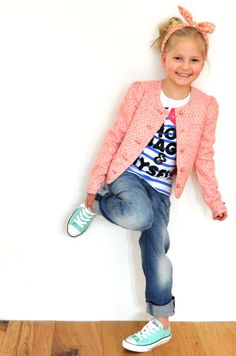 Nanna @kindermodeblog #Scotch R'Belle #Supertrash #Converse