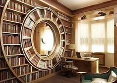 nice Stunning home libraries, what could be better? Let's take a look at 15 home libraries that have caught my design eyes. Ready to curl up with a good book? CONTINUE READING Shared by: Erebouros Home Library Design, Home Design, Interior Design, Library Ideas, Design Ideas, Modern Library, Blog Design, Luxury Interior, Designs
