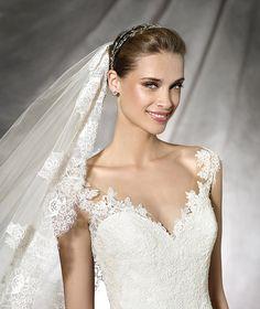 fc1c39ec36fc6 8 en iyi gelinlik pronovias görüntüsü | Bridal gowns, Boyfriends ve ...
