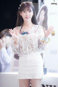 IU at Sony Fansign cr.as tagged Iu Fashion, Asian Fashion, Korean Girl, Asian Girl, Gangnam Style, Just Girl Things, Korean Celebrities, Korean Model, Korean Beauty