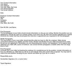 graphic designer cover letter examples