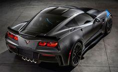 Chevrolet Corvette Grand Sport Collector Edition