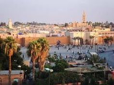 Resultado de imagem para fotos de marrocos marrakech