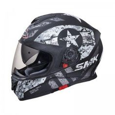 The Twister model stands out in the 2016 SMK collection. A latest-generation full-face helmet, it responds to the most demanding requisites in terms of performance, comfort and safety. Lightness, the aerodynamic form of the shell and extreme comfort characterise this SMK helmet, which is a leader in its category. The external shell is moulded in EIRT (Energy Impact Resistant Thermoplastic), a thermoplastic resin that is particularly resistant to impact, and has an aerodynamic shape that offer... Full Face Helmets, Riding Gear, Extreme Weather, Weather Conditions, Latest Generation, Gears, Gun, Bluetooth, Safety