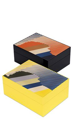 LOEWE Marquetry In Leather Leather Is Applied To 3D Objects To Create  Decorative Motifs Adapted From