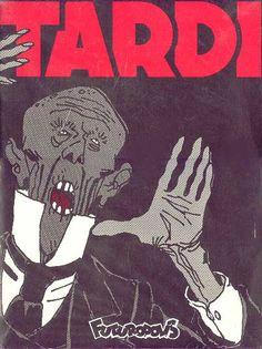 Jacques Tardi Bd Art, Bd Comics, How To Make Comics, Comic Page, Comic Artist, Illustrations, Comic Strips, Cover Art, Character Design