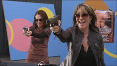 love this scene! Gemma and Tara sons of anarchy