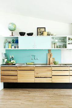 Kjøkkenet som et maleri