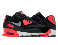 timeless design 827e4 77b72 Buy Nike Air Max 90 Mens Black Red Black Friday Deals Discount from Reliable  Nike Air Max 90 Mens Black Red Black Friday Deals Discount suppliers.