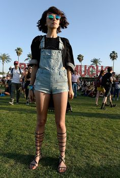 Coachella Street Style 2016: See the Best Festival Outfits   StyleCaster