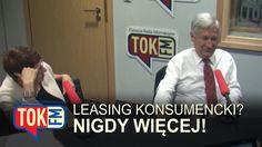 Leasing konsumencki? Kuczyński: Nigdy więcej!